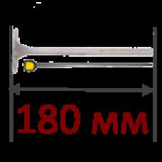 Дюбель для изоляции 180мм (стальной гвоздь)