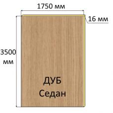 ЛДСП 16x3500x1750мм Дуб Седан