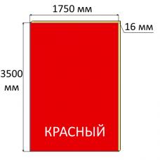 ЛДСП 16x3500x1750мм Красный